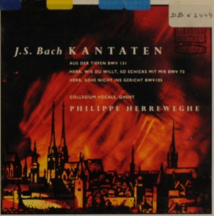 Aus der Tiefen rufe iche, Herr, zu dir, BWV.131
