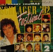 Schlager Festival 1992. Vol. 2
