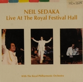 Live at the royal festival hall'74