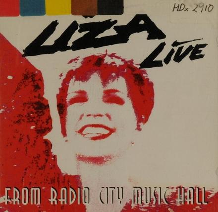 Live from radio city music hall