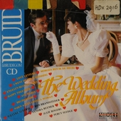 The wedding album - Bruid & bruidegom