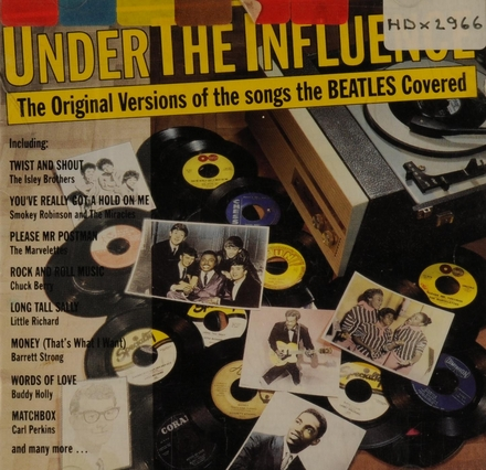 ...the songs the Beatles covered