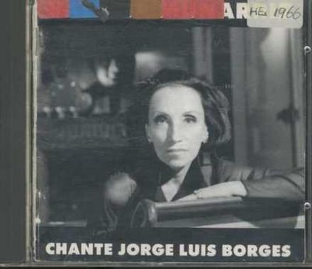 Chante Jorge Luis Borges