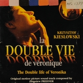 La double vie de Véronique : original motion picture sound track