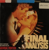 Final Analysis : original motion picture soundtrack