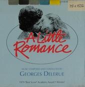A Little Romance : original soundtrack