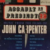 Assault on precinct 13 : music from the films of John Carpenter