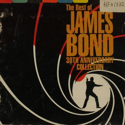 The best of James Bond : 30th anniversary collection