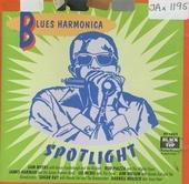 Blues harmonica spotlight