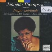Negro spirituals