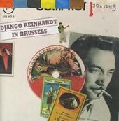 Compact jazz : Django Reinhartdt in Brussels