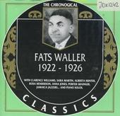 The chronogical 1922 - 1926