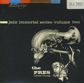 Jazz imm.series. vol.2 the press '50