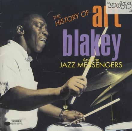 The history of Art Blakey
