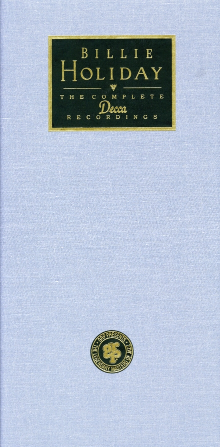 The complete Decca recordings 1944-50