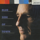 Blue side of town