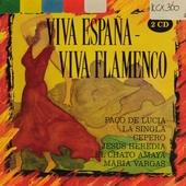 Viva espana/viva flamenco