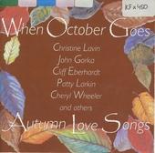 Autumn love songs - various