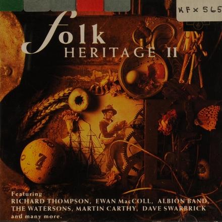 Folk heritage - disc 2