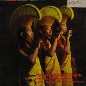 Sacred Tibetan chants from The great prayer festival