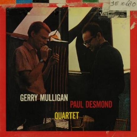 G.Mulligan & Paul Desmond Quartet