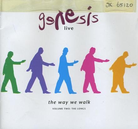 The way we walk. vol.2 - live