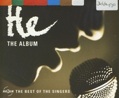 He : the album : the best of the singers