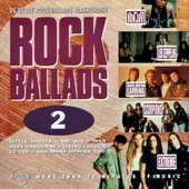 Rockballads. vol.2 tv cd