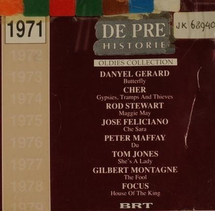 De pre historie. 1971, [Vol. 1]