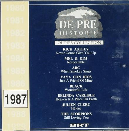 De pre historie. 1987, [Vol. 1]
