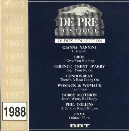 De pre historie. 1988, [Vol. 1]