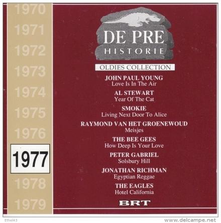 De pre historie. 1977, [Vol. 1]