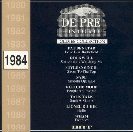 De pre historie. 1984, [Vol. 1]