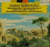 """Symphonie no.8 D.759 """"Unvollendete"""""""