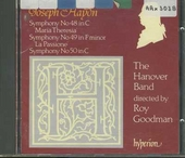 Symphony no 48 in C major ('Maria Theresa')