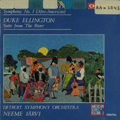 Symphony no.1 (Afro-American) ; Suite from 'the river'