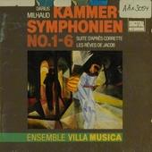 Sechs Kammersymphonien