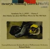 Symphony no.1, op.14