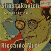 Symphony no.5 in d minor, op.47