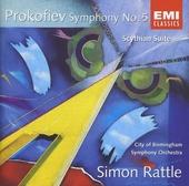 Symphony no.5 in B flat, op.100