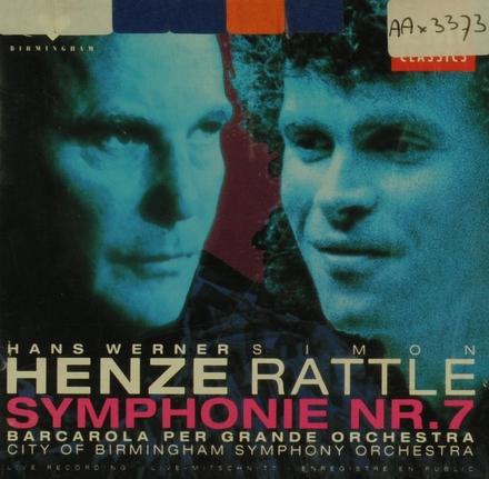 Barcarola per grande orchestra (1979)