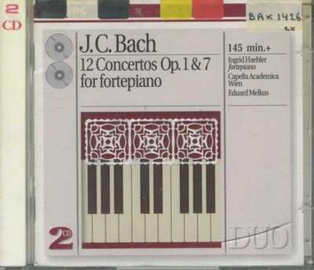 Clavier concertos, op. 7