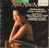 Violin concerto, op.64