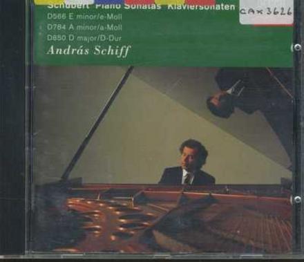 Piano sonatas. Vol. 2