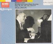 Piano sonatas opp. 90, 101, 106, 109, 110 & 111