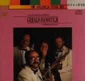 Le quatuor de Saxophones Gerald Danovitch