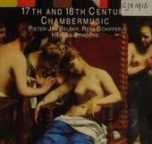 17th and 18th century chambermusic