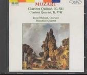 Clarinet Quintet, K.581
