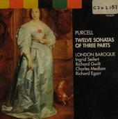 Twelve sonatas of three parts