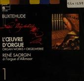 L'oeuvre d'orgue. vol.1